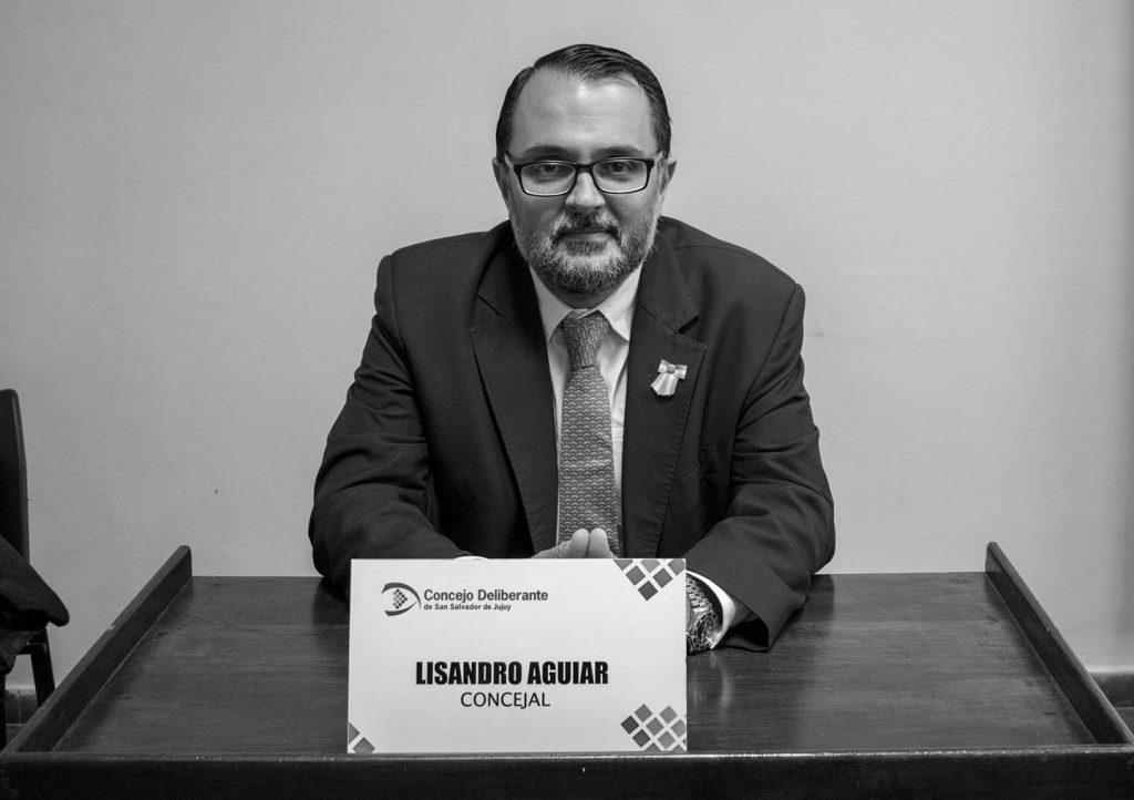 Lisandro Aguiar. Jujuy.