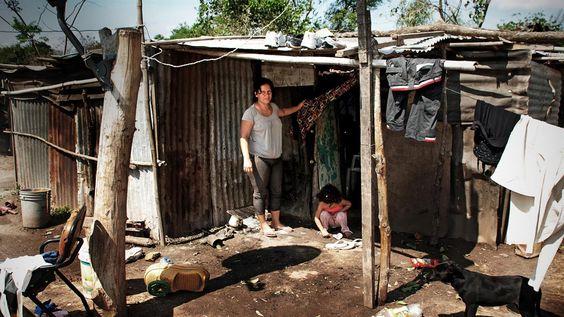 Pobreza estructural