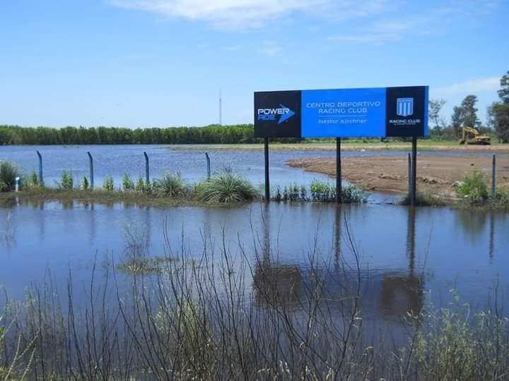 Imagen de la Laguna de Rocha. Los humedales del Matanza Riachuelo previenen inundaciones al retener el agua de tormentas. Proyectos inmobiliarios amenazan su integridad